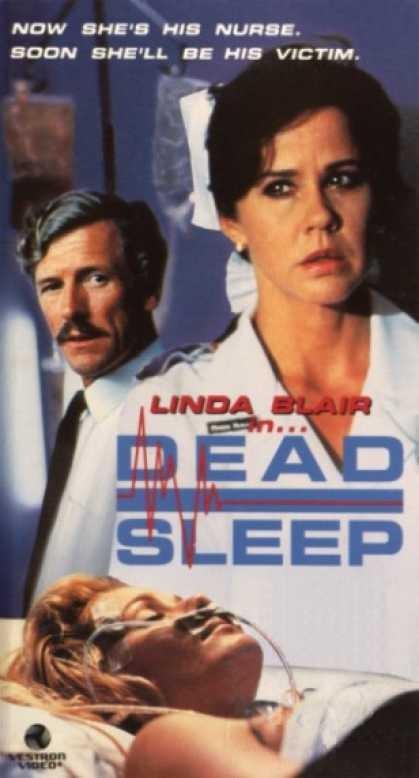 La locandina di Dead Sleep - Sonno senza fine