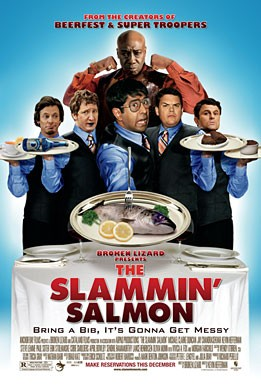 La locandina di The Slammin' Salmon