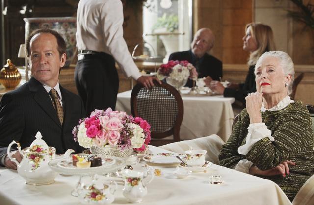 Castle: Jill Andre e Jeff Harlan nell'episodio Kill the Messenger
