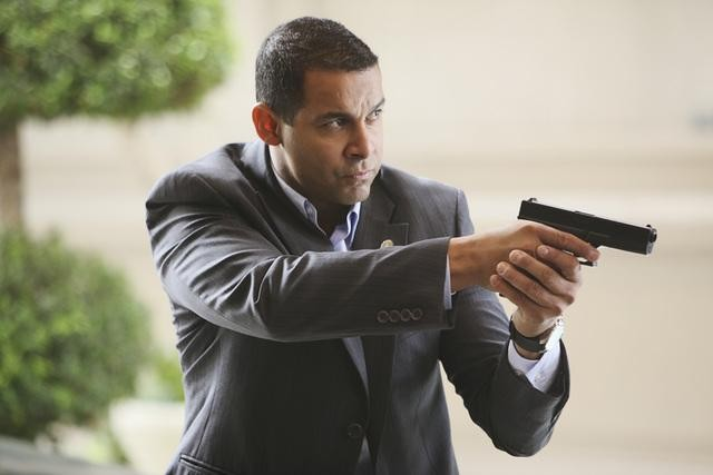 Castle: Jon Huertas nell'episodio Kill the Messenger