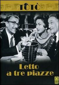 Copertina del film Letto a tre piazze