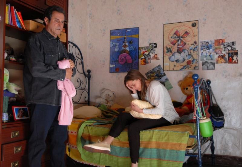 Ennio Fantastichini e Marit Nissen interpretano i genitori di Pia Rontini, uccisa dal Mostro di Firenze nel 1984