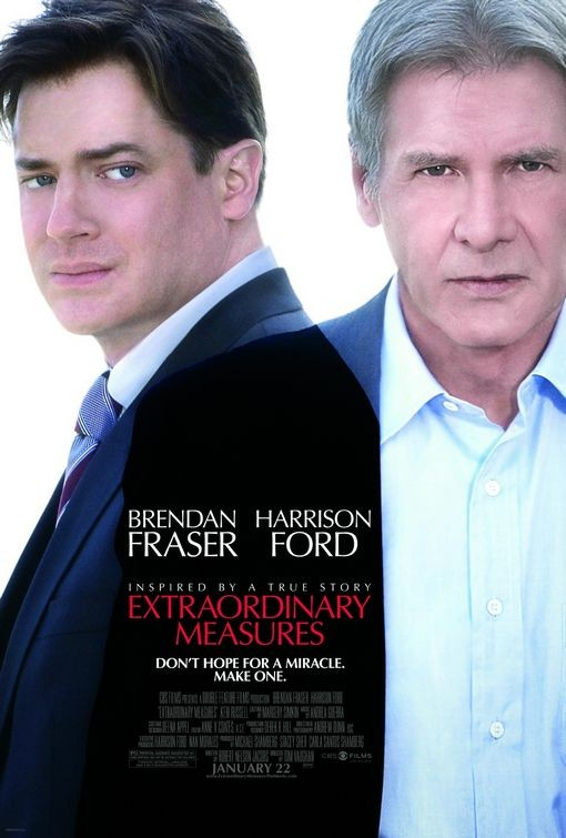 La locandina di Extraordinary Measures