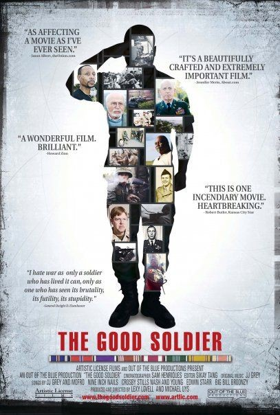 La locandina di The Good Soldier