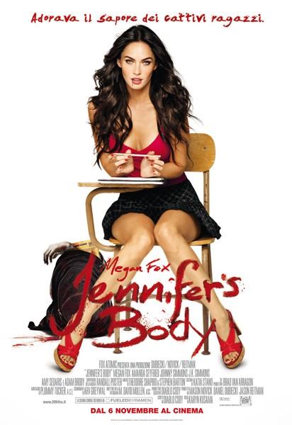 Locandina italiana per Jennifer's Body