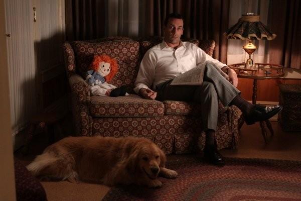 Mad Men: Jon Hamm nell'episodio The Arrangements