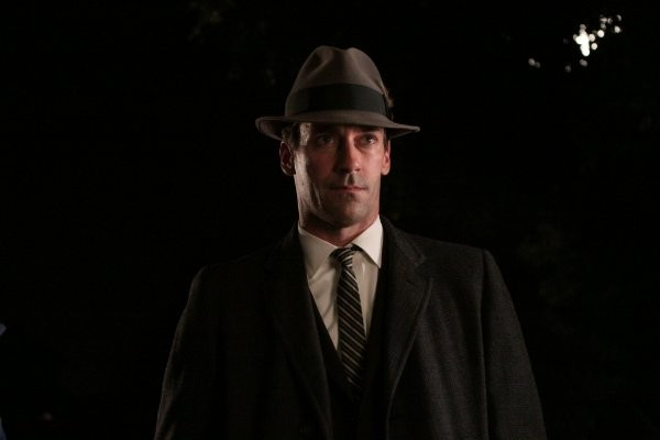 Mad Men: Jon Hamm nell'episodio The Gypsy and the Hobo