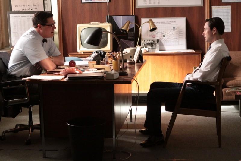 Mad Men: Vincent Kartheiser nel finale della stagione 3