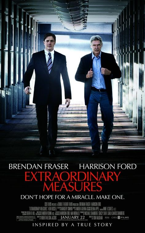 Nuovo poster per Extraordinary Measures