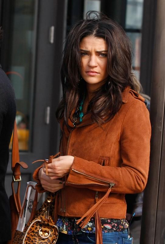 Vanessa (Jessica Szohr) in un momento dell'episodio They Shoot Humphreys, Don't They? di Gossip Girl