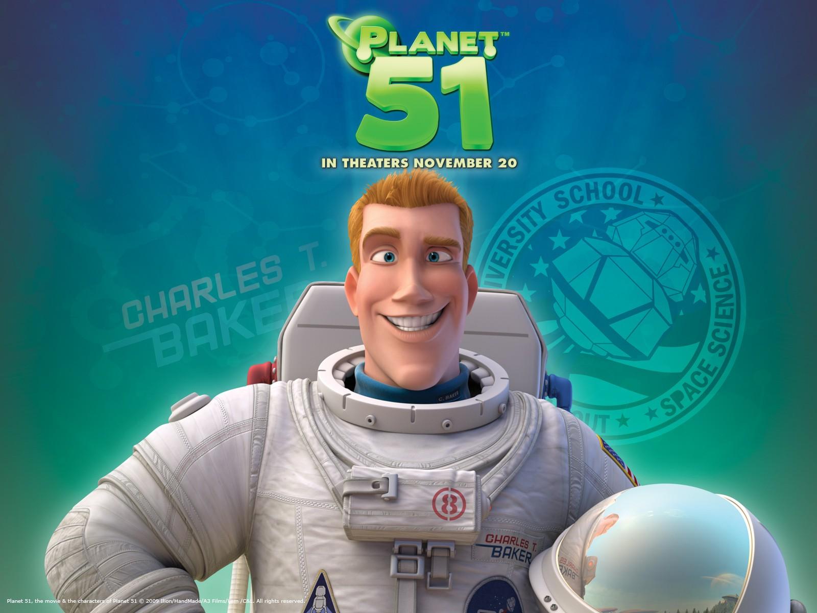 9 - wallpaper ufficiale di Planet-51