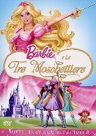 La copertina di Barbie e le tre moschettiere (dvd)