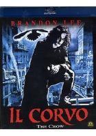 La copertina di Il corvo (blu-ray)