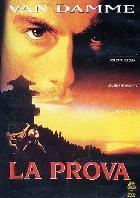 La copertina di La prova (dvd)