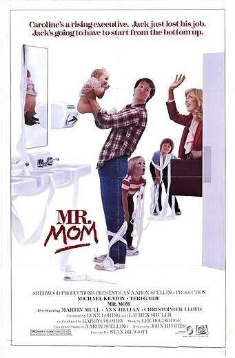 La locandina di Mister mamma
