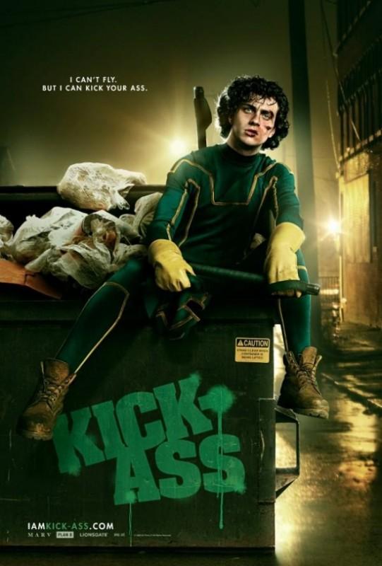 Nuovo poster di Kick-Ass