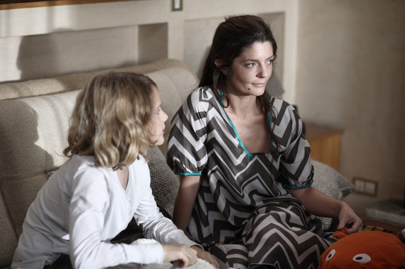 Chiara Mastroianni nel film Non ma fille, tu n'iras pas danse di Christophe Honoré (Francia, 2009)