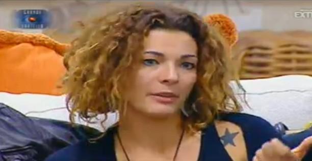 Grande Fratello 10: Un primo piano di Diletta Franceschetti durante la terza puntata