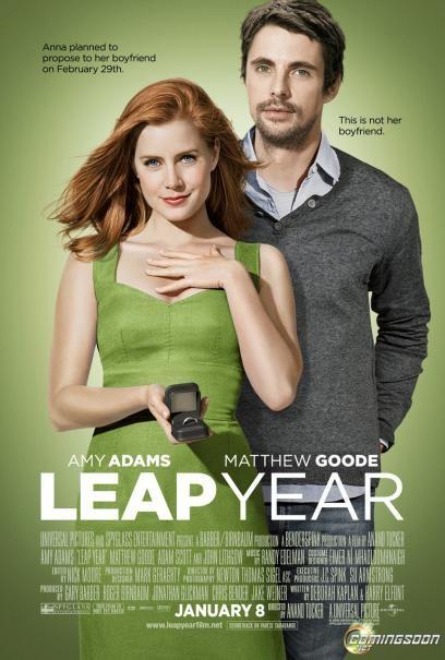 La locandina di Leap Year