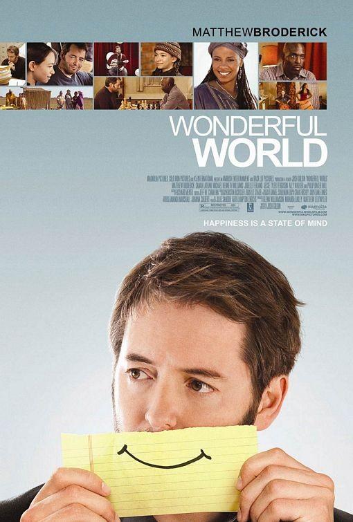 La locandina di Wonderful World