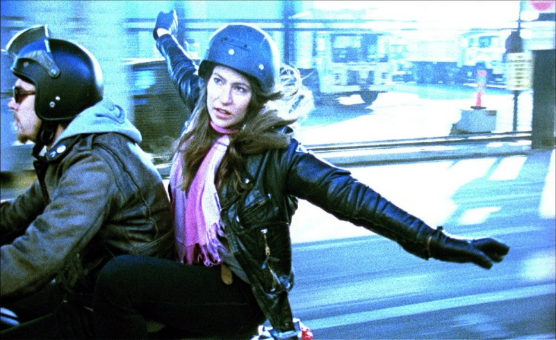 Stella Schnabel e Zach Tucker nel film You Wont Miss Me (2009)