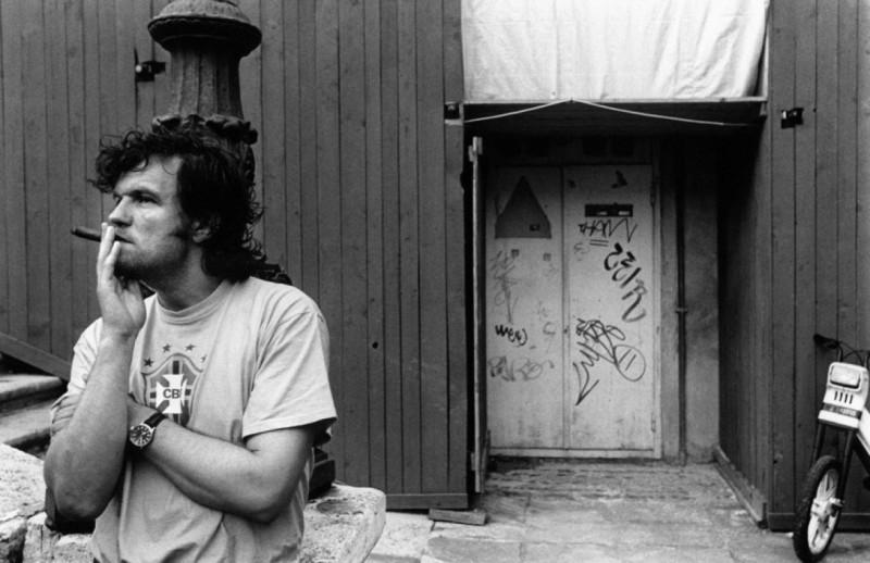 Un ritratto del regista Emir Kusturica