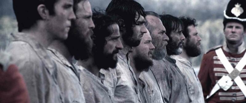 Una bella immagine tratta dal film Van Diemen's Land (2009)