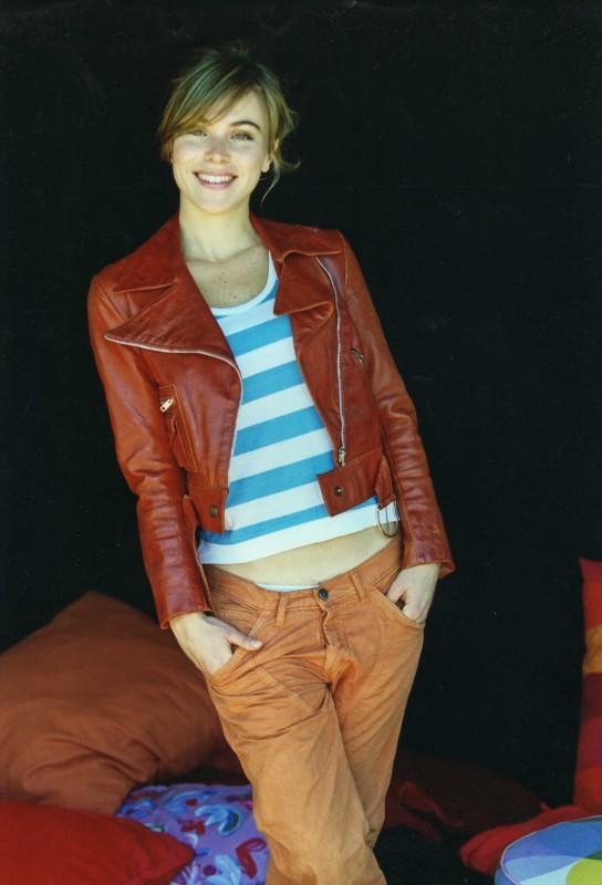 Una immagine dell'attrice Francesca Faiella