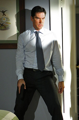 Criminal Minds: Thomas Gibson nell'episodio 100