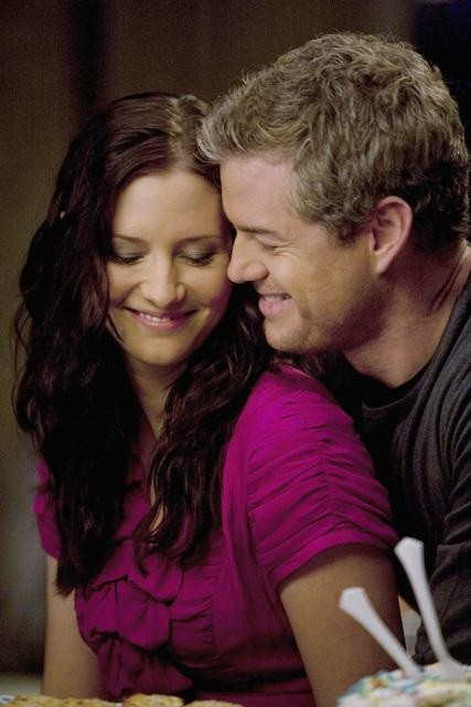 Grey's Anatomy: Eric Dane e Chyler Leigh nell'episodio Invest in Love