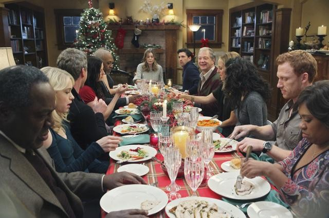 Grey's Anatomy: Una scena dell'episodio Holidaze