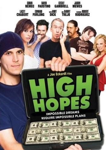 La locandina di High Hopes