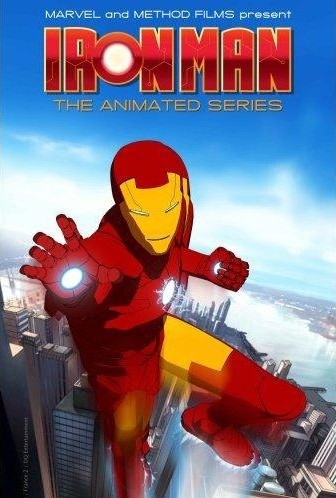 La locandina di Iron Man: Armored Adventures
