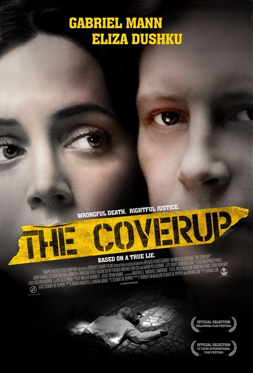 La locandina di The Coverup