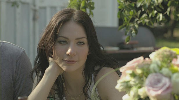 Lynn Collins in una sequenza del film Uncertainty (2008)