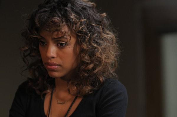 Mercy: Jaime Lee Kirchner nell'episodio Destiny, Meet My Daughter, Veronica