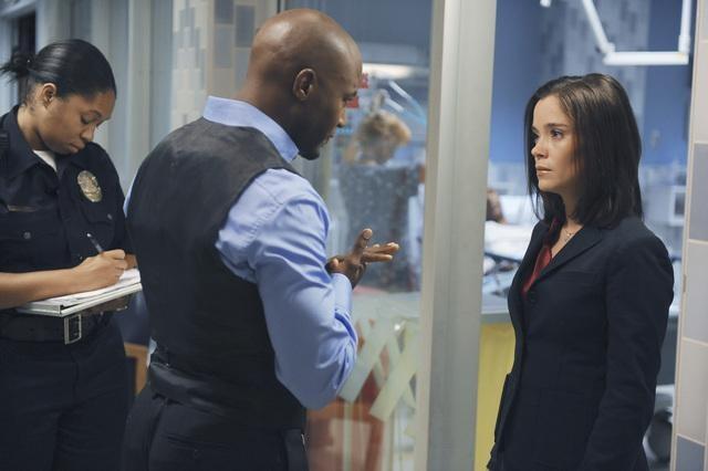 Private Practice: Taye Diggs e Marguerite Moreau  nell'episodio Sins of the Father