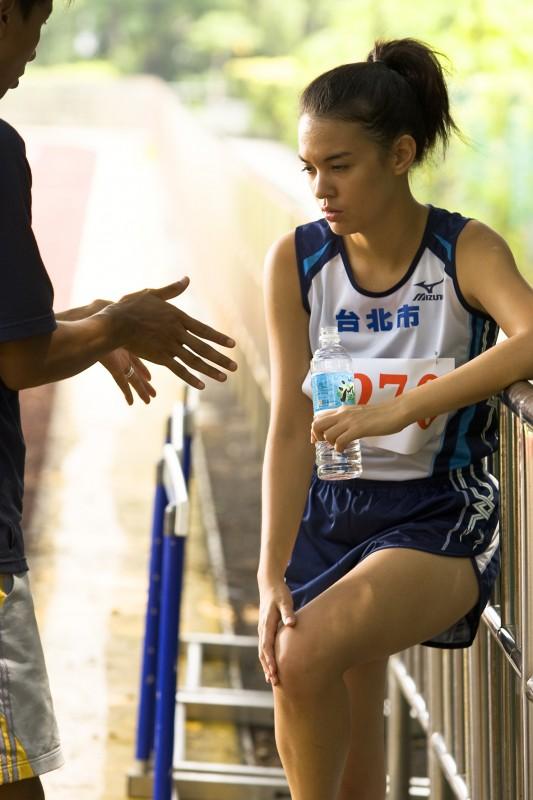 Sandrine Pinna è Yang Yang, nel film di Cheng Yu-Chieh