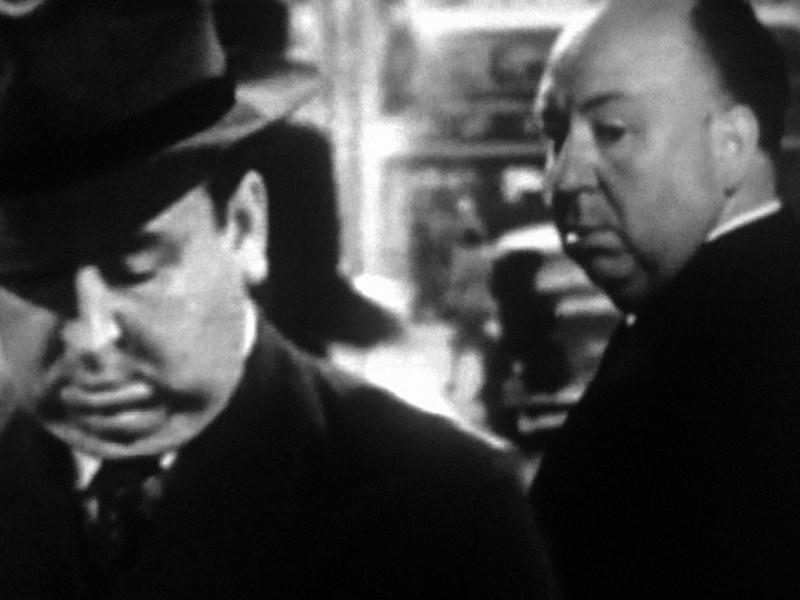 Un doppio Alfred Hitchcock è il protagonista involontario di DOUBLE TAKE di Johan Grimonprez (2009)