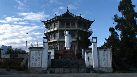 Una immagine di GHOST TOWN di Zhao Dayong (Cina, 2008)