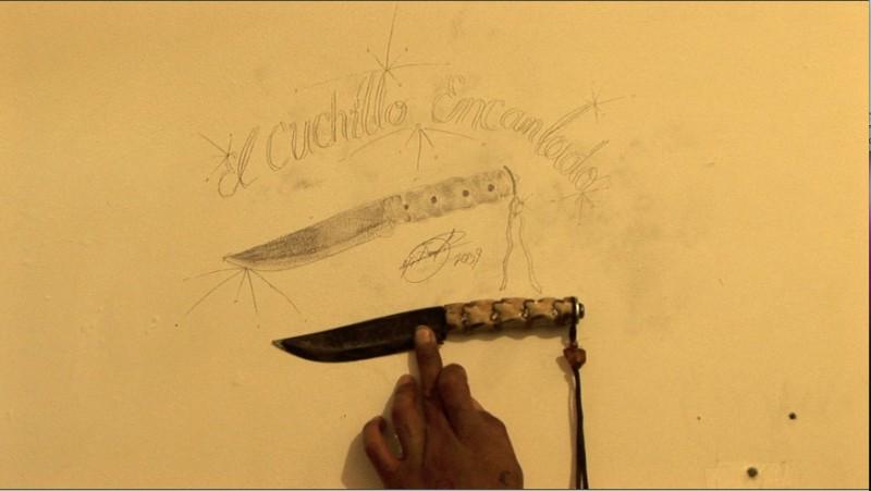 Una scena del film Carne Viva di Jean-Charles Hue