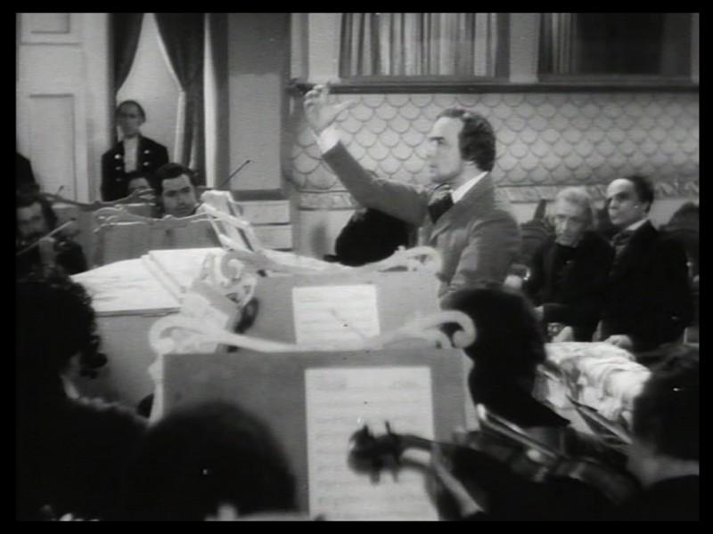 Una scena di GIUSEPPE VERDI di Carmine Gallone (Italia, 1938)