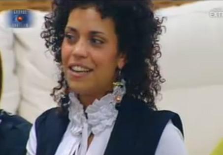 GF10, Mara Adriani e la concorrente di origine eritrea