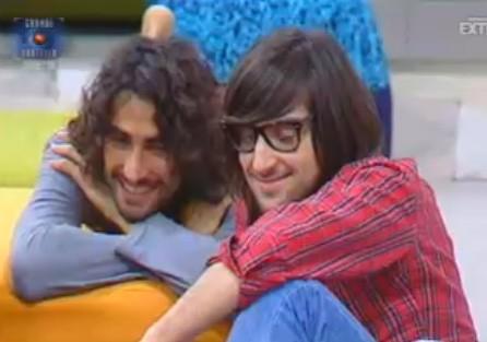 Grande Fratello 10: Tullio e Davide