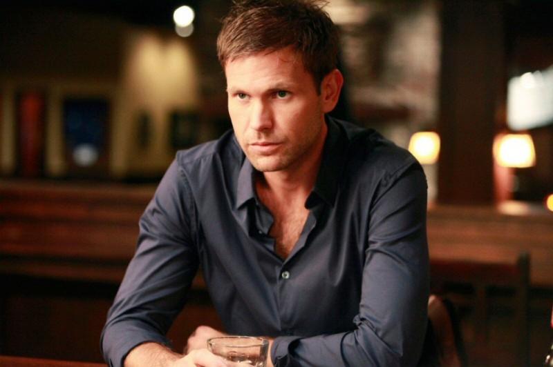 Matt Davis è Alaric Saltzman nell'episodio History Repeating di The Vampire Diaries