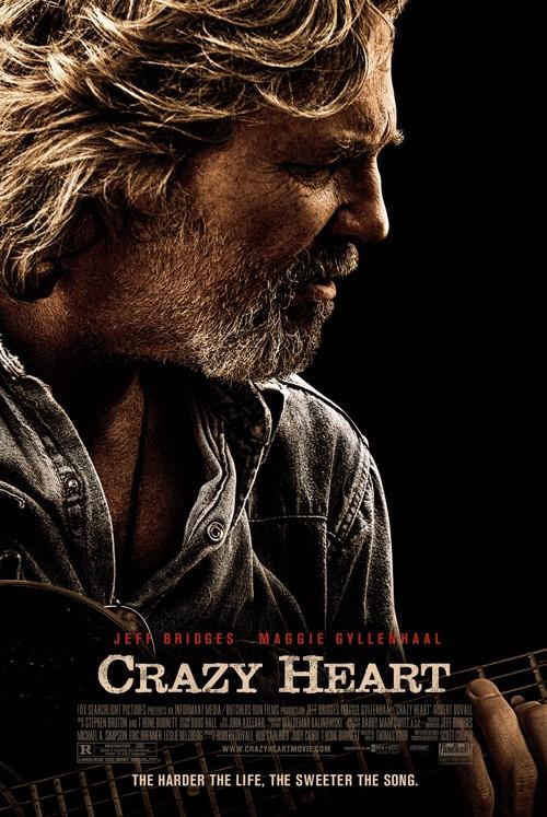La locandina di Crazy Heart