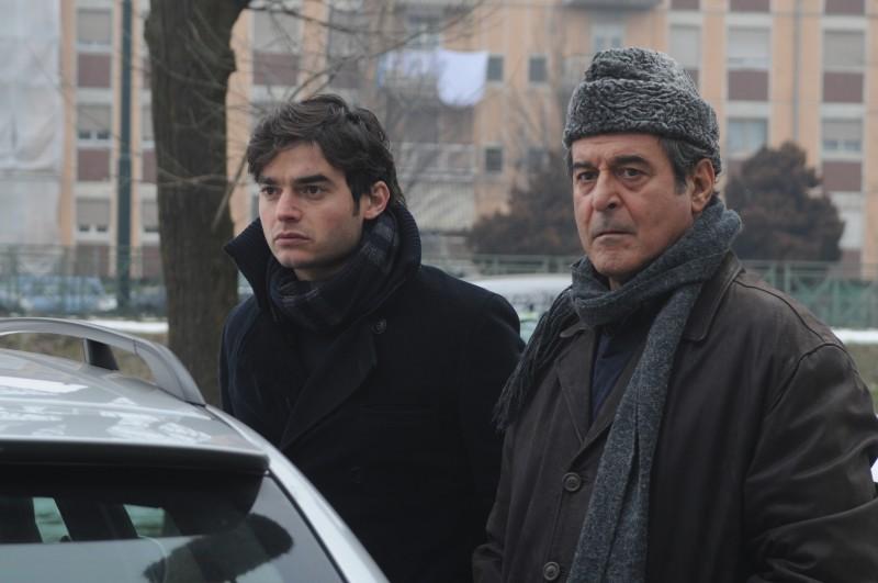 Ennio Fantastichini e Paolo Briguglia sono i protagonisti del dramma La cosa giusta (2009)