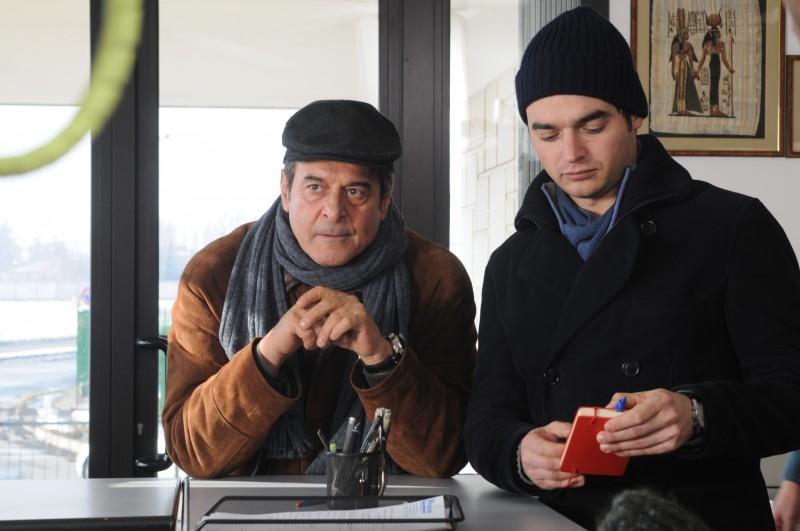 Ennio Fantastichini e Paolo Briguglia sono i protagonisti del film La cosa giusta (2009)