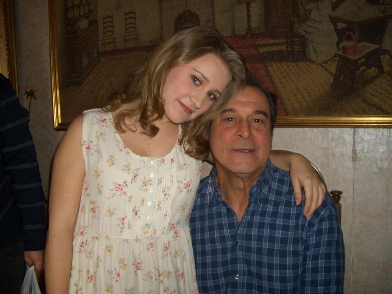 Il mostro di Firenze: Ennio Fantastichini e Tiziana Di Marco interpretano Renzo Rontini e sua figlia Pia