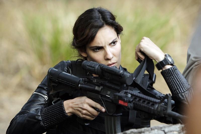 Kensi (Daniela Ruah) in una scena della puntata Ambush di NCIS: Los Angeles